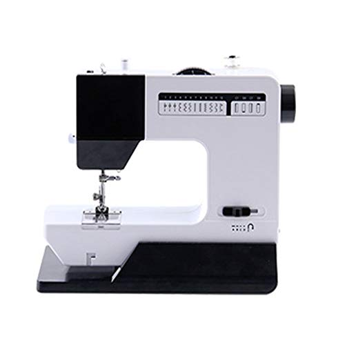 For Sale! Multi-Function Household Sewing Machine with Expansion Table 16 Stitch Lock Button Eye Mul...