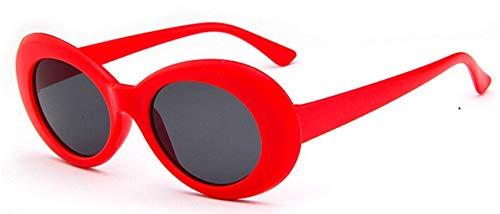 QPRER Gafas De Sol,Gafas De Sol Polarizadas Lindas Rojas Protección De Gafas...