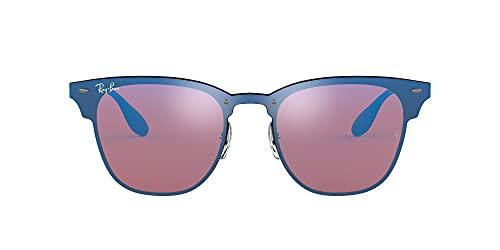 Ray-Ban 3576n Gafas de Sol, Demi Glos Black, 41 Unisex-Adulto