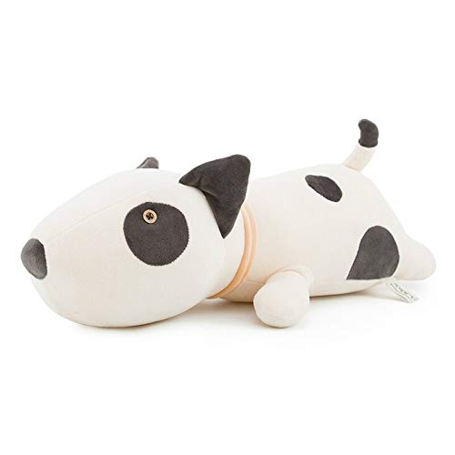 Peluches 55cm Dibujos Animados Lindo Corgi Shiba Inu Bull Terrier Peluche Juguetes Suave Perro Almohada Peluche Animales Muñecas para Los Niños Regalos Sofá Coche Decoración