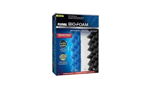 Fluval Fluval 207 Bio-Foam Pack 6 Meses 250 g