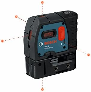 Refurb Bosch GPL5 5-Point Self Leveling Alignment Laser