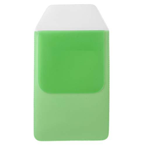 BELTI Tote Storage 5 Unids/Bolsa Bolsas de PVC para bolígrafos Estuche para lápices Protector de Bolsillo Oficina Hospital Médico Enfermera Suministro