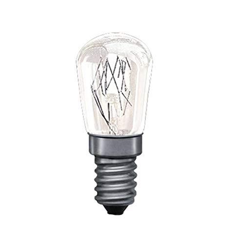 Paulmann 820.10 Birnenlampe Backofen 15W E14 300° Glas Klar 82010 Leuchtmittel