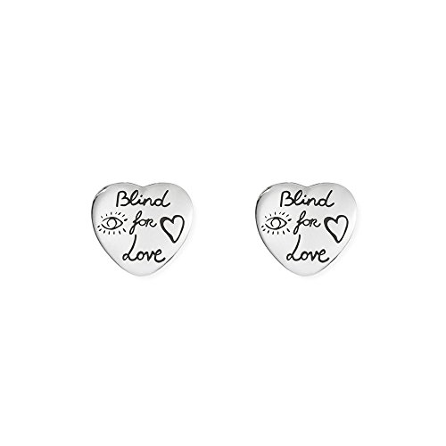GUCCI pendientes BLIND FOR LOVE YBD45525500100U