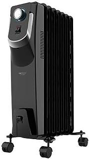 comprar comparacion Cecotec Radiador de Aceite Ready Warm 5770 Space 360º. 7 Módulos, Bajo Consumo, Termostato Regulable, 3 Niveles de Potenci...