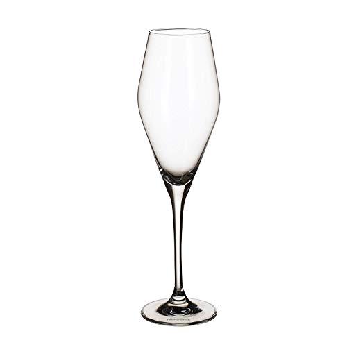 Villeroy & Boch la Divina Flûte à Champagne, 260 ml, Cristallin, Transparent