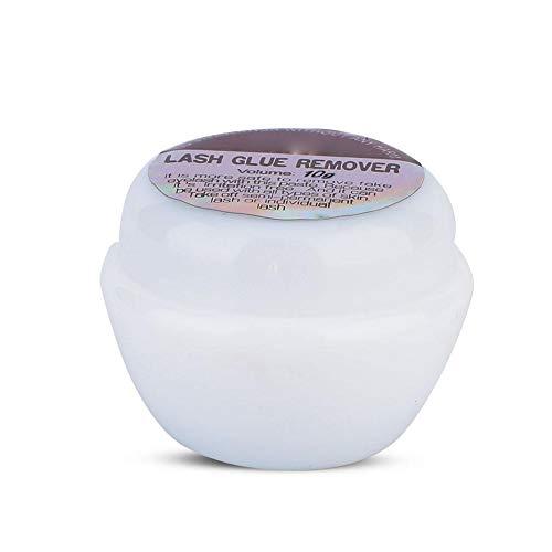 Wimper Entferner Creme, Texture délicate et fine, facile à appliquer, Sûr Rapide et Efficace, Complet pour la santé et la santé(10g)