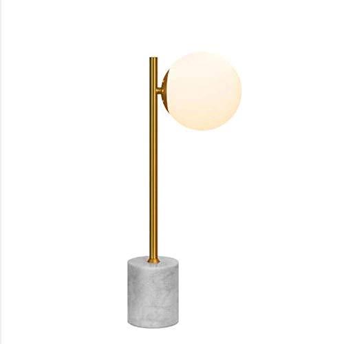 Bradoner Tischlampe, modern, einfach, personalisierbar, kreativ, Hotel, Marmor,...