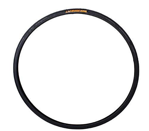 LYQQQQ Neumático de Bicicleta 700C 700 * 23C Neumáticos para Bicicletas Ultralight 480g Road Bike Neumáticos Anti-Stab Vitality Multi-Color (Color : 1pc Black)