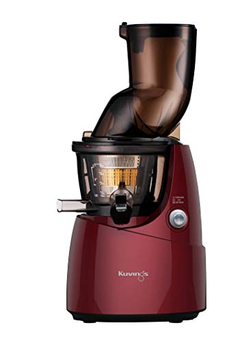 KUVINGS B9700R Entsafter, 240 W, 0,8 l, Rot