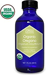 edible oil of oregano