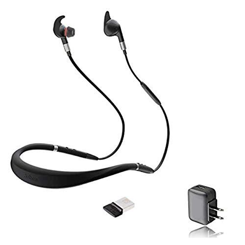 Jabra Evolve 75e - Auriculares Bluetooth USB (Comunicaciones VoIP)   Windows PC,...