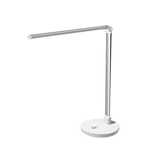 QXinjinxtd Lámparas para Habitaciones Lámpara de Mesa LED Plegable Ojo-Protección LED de Lectura Blanco de la lámpara/luz Natural/Caliente Fresco de iluminación del Brillo LED lámpara de escritori