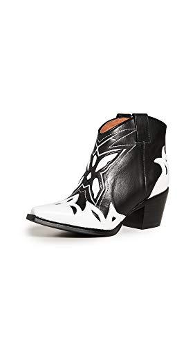 Jeffrey Campbell Damen Ankle Boots TOONEY schwarz 36