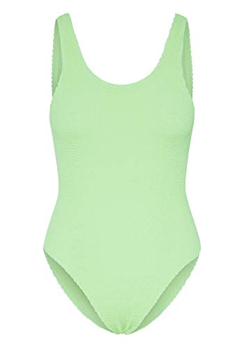 Chiemsee Damen Badeanzug, Green Ash, L