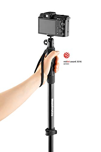 Manfrotto Compact Extreme 2-in-1 Monopod & Pole