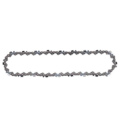 """Hayskill 10 inch Chainsaw Chain 3/8 Pitch .050"""" Gauge 40 Drive Links for Oregon S40 Craftsman Poulan Remington RM1015PS RM1025P RM1025SPS Pole Saw Chain"""
