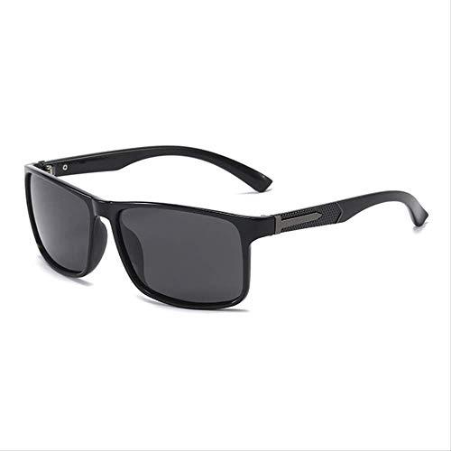 Gafas de sol Gafas de sol Polare Hombres Cambio de Color al aire libre Conducción Pesca brillante caja negra copos de ceniza negro