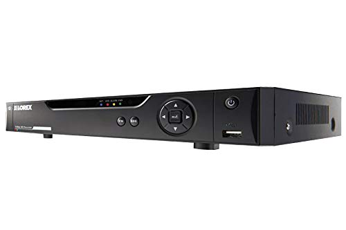Lorex LHV21082T Analog 8 Channel 2TB True High Definition 1080p Security Digital Video Recorder, Black (M.Refurbished)