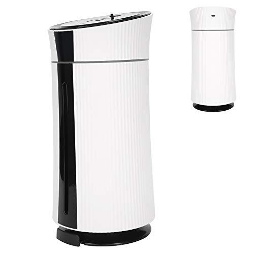 Humidificador de aire portátil Difusores para aceites esenciales gran capacidad silencio humidificador Mist Maker Waterless Auto apagado para el hogar