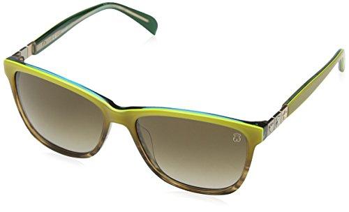 TOUS STO902-550AGV Gafas de sol, Brown/Grey, 55 para Mujer