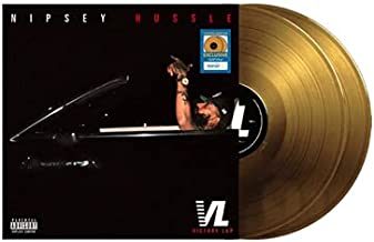 Nipsey Hussle - Victory Lap LIMITED EDITION GOLD Vinyl