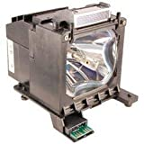 Replacement for NEC Mt1065+ Lamp & Housing Projector Tv Lamp Bulb by Technical Precision