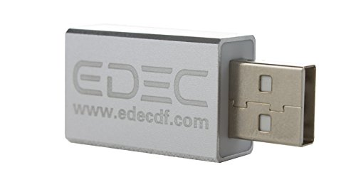 USB Data Blocker for Secure Hi-Speed Charging, 2-Pack