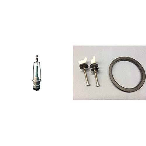 Roca AH0003200RKit con Mecanismo para Descargar D2P + AV0007400RFijación y junta taza tanque Victoria
