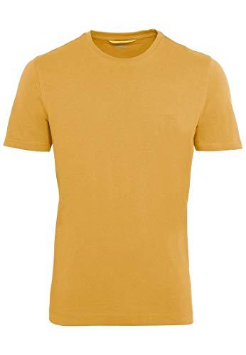 camel active Herren Halbarm T-Shirt, Sun, L