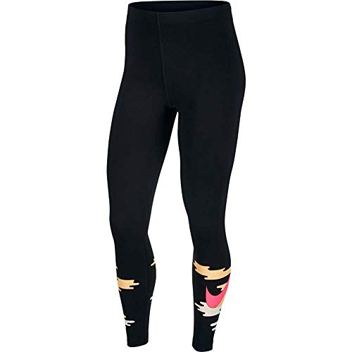 Nike Leggins Mujer Negros CU5110-010 Negro M