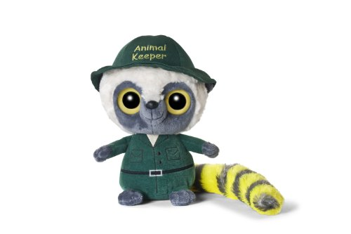 Aurora World Ltd 13156 - Yoohoo Wannabe Guardiano dello Zoo, 20,5 cm