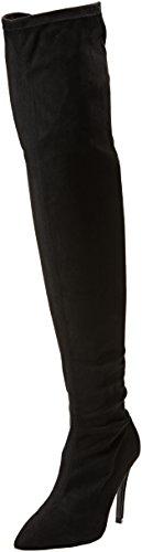 Gaudì Damen Stivale CUISSARD - Baby - Fiber Stiefeletten, Nero (Black), 39 EU