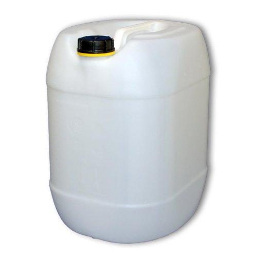 Premium Kanister 30L / natur aus HDPE/mit Schraubverschluss