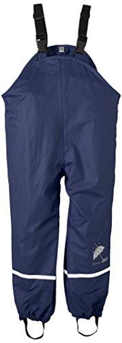 Sterntaler Jungen gefüttert Regenhose, Blau (Marine 300), 110/116 (Herstellergröße: 110)