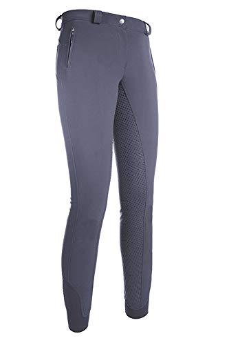 HKM 6969 Pantalon Softshell pour Adulte avec imprimé en Silicone Bleu foncé/Bleu foncé/Bleu foncé 42