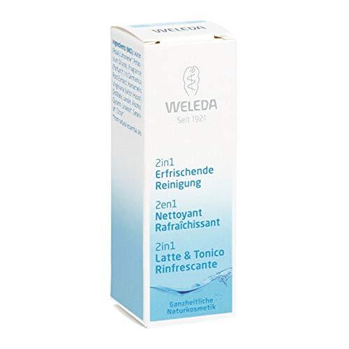 Weleda Erfrischende 2in1 Reinigung Milch