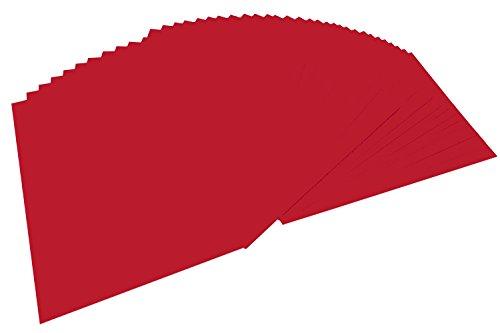 Bringmann - Papel A4 coloreado, 100 hojas, Rojo (Brick Red)