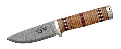 Damast Jagdmesser von Fällkniven das NL5cx IDUN