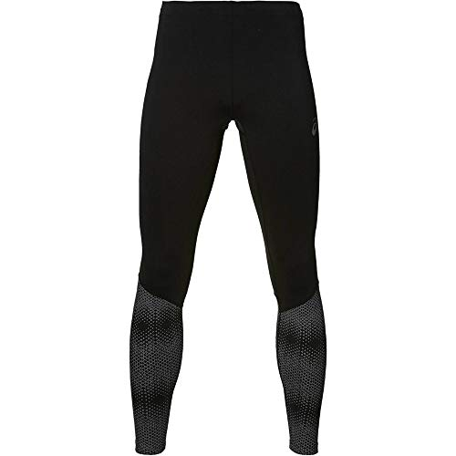 ASICS Herren-Leggings Race Tight S Mehrfarbig (tri lite Show Print)