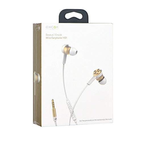 Alpexe 68144 Baseus Enock Wire Earphones H01 Oro