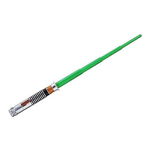 Hasbro Star Wars C1289ES0 Star Wars Episode 8 Basislichtschwert LUKE SKYWALKER, Jungen, grau, one size