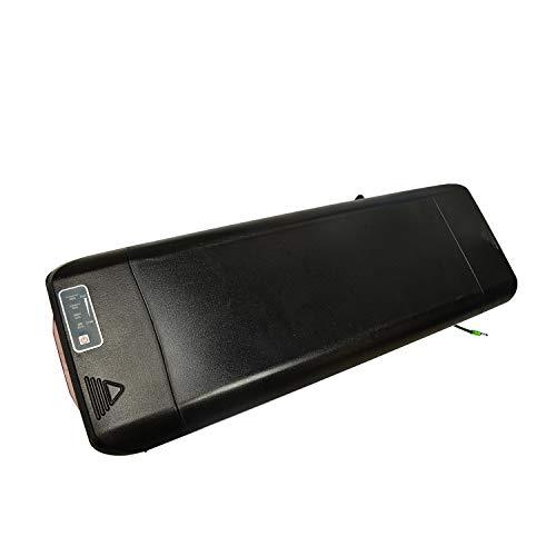 pswpower Yo en el Tax 10.4ah Haitian 36V bateria de Li - Ion con 2a Cargador 36V 500W Encaja y Moto (Almacén alemán)(AD) PXL-HT-36104-BK