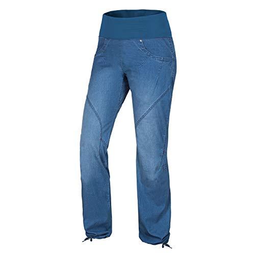 Ocun Noya Jeans Women Größe S Middle Blue