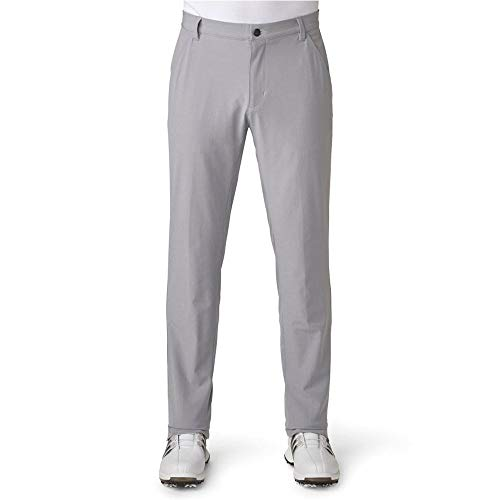 adidas Golf Men's Climacool Ultimate 365 Airflow Pants, Mid Grey, Size 30/30