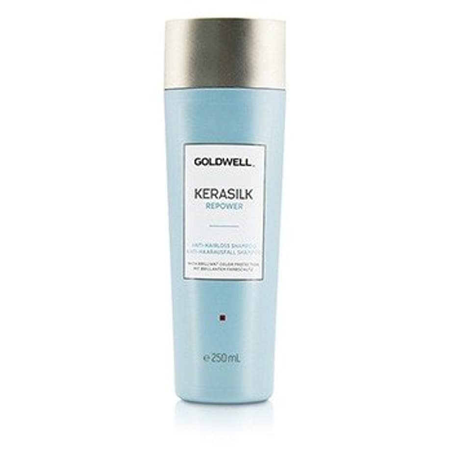 恥ずかしさ元気コール[Goldwell] Kerasilk Repower Anti-Hairloss Shampoo (For Thinning Weak Hair) 250ml/8.4oz