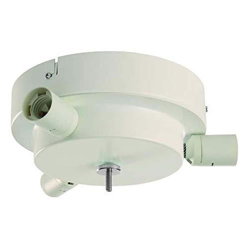 Ridi-Leuchten Maxi-Geräteträger Maxi-D-GTR 3X40 E27 Decken-/Wandleuchte 4029299950021