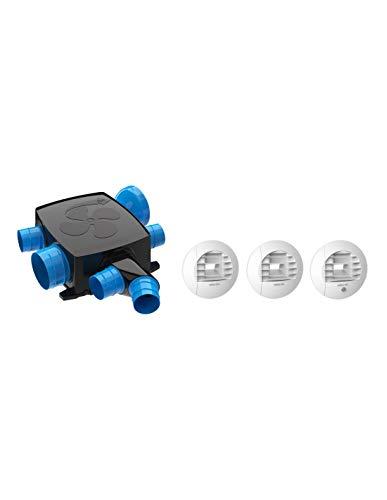 petit un compact Kit Vmc-Hygroscopicité-Faible consommation-Flex-Atlantic 412296