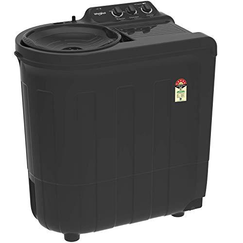 Whirlpool 7.5 Kg 5 Star Semi-Automatic Top Loading Washing Machine (ACE 7.5 SUPREME, Grey Dazzle) 2